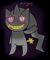 Banette by RuffCarly