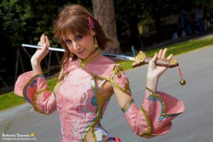 cosplay Xianghua -1 by sadakochan87