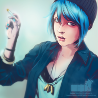 Bulldog | Chloe Price by EnkiRnD
