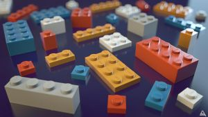 Lego Bricks by AhmadTurk