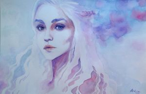 The girl, the look, the targaryens by ArielTW