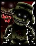 spring trap by SuperEvilMan