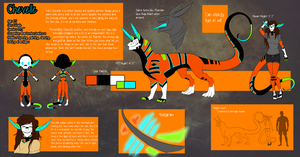 MTT Reference Sheet: Chevelle by EerieIdeal