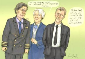 Cabin Pressure: Carolyn finds a solution by coloristjen