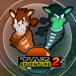 Taz Adventure 2 by zigaudrey