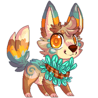 Tiki Chibi by why-so-cirrus