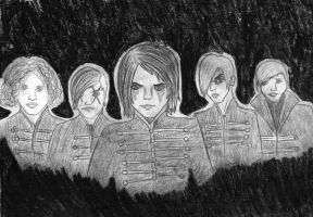3 Cheers for the Black Parade by KwalalaFalconwing