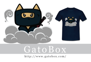 GatoBox - Gato Ninja by GatoEru