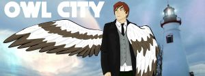 Owl City FB Cover 3 by KTechnicolour