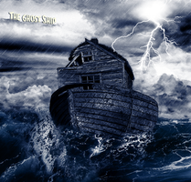 The ghost ship by Mr-Bastos