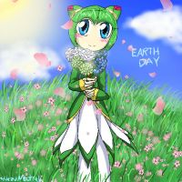 Earth Day by HezuNeutral
