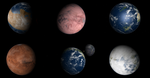 The alternative extreme earths by Dragontunders