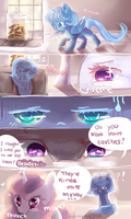 MLP comic woona by AquaGalaxy