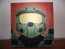 Master Chief by AndyDaRoo