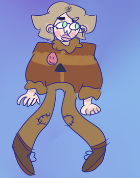 Jean (for a art trade!) by Gummuffin