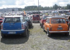 Minis in Pick Nick by VWStiti