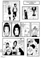 It was a normal day..in Konoha by Tales-of-sharingan