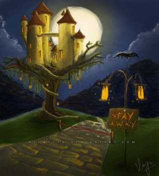 Tree House by azimutth