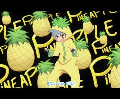 IM A PINEAPPLE! by GalletoconK