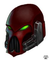 Space Marine Helm by OEVRLORD
