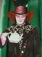Mad Hatter by Jessica500