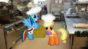 My Little Chefs by Macgrubor