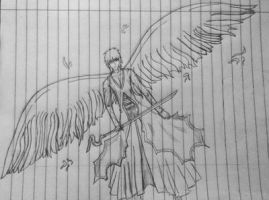 Shane the angel soul reaper by Lil-9