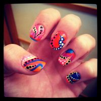 Nailssss 5 by yummehMOO