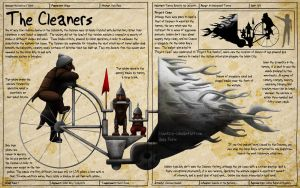 Labyrinth Guide - The Cleaners by Chaotica-I