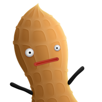 A Real Peanut by muckSponge