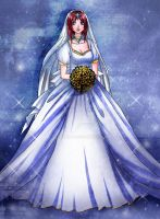 TWBC Esther wedding colored by smcandy