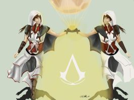 Assassins creed OC by Czar-Michelle