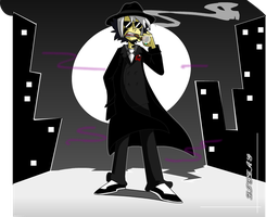 Prize- Teleporting Gangster by s0s2