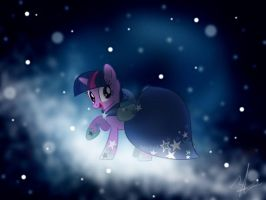 Twilight Sparkle by BeautifulWarri0r