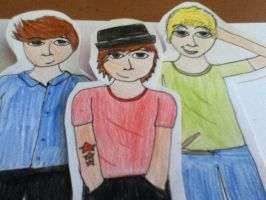 Foster the people :) by Indigo-F0xx