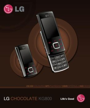 LG Chocolate by elusive