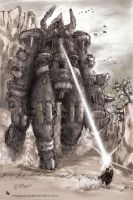 Shadow of the Colossus by MeganeRid