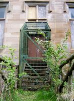 Abandonded house 2- stock by 6lell9-stock