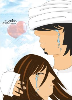 crying by BinT-Al3rab-2009