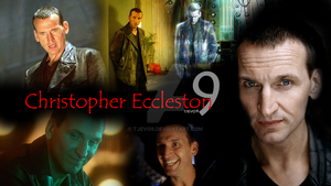 Christopher Eccleston - The Ninth Doctor by tjevo9