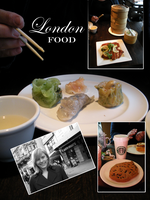 London 1: Food by Saykee