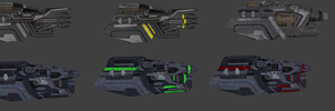 Duke Forever alien weapons by Jason278