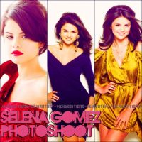Selena Gomez Pack Photoshoot by VickyEditions