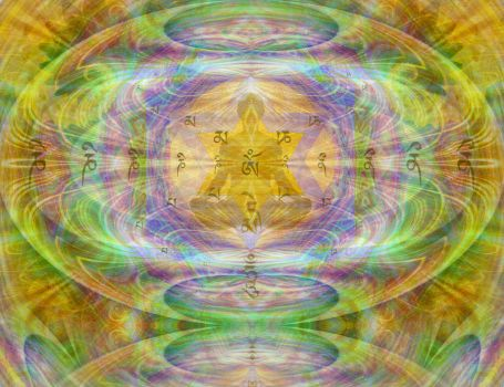 Toroidal Field of Compassion by InfiniteFiend