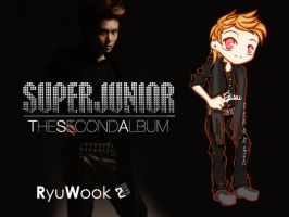 SuJu Don't Don Ryeowook by bahenol