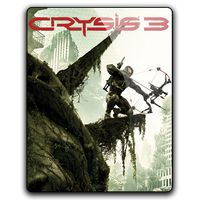 Crysis 3 Icon by dylonji