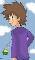 Gary- Kanto Outfit by Endless-Rainfall