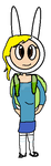 Fionna the Human by Cupcake-Angels