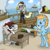 Pirate Stories by FinnishGirl97