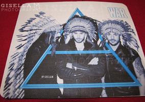 Echelon Mousepad TIW by gisellam